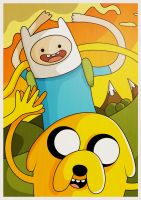Adventure Time by Capyba