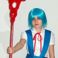 Rei Ayanami cosplay by TsukinameAlphard