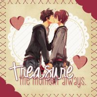 Treausre the moment always(out)  Signature by 0StarLights0