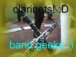 Band Geeks 2 by sonicrocker