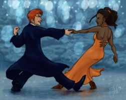Yule Ball Stomp by Deisi