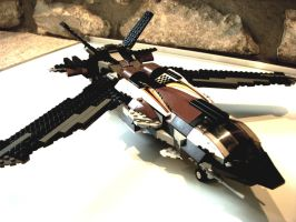 Gunnery plane by Give1000Smiles