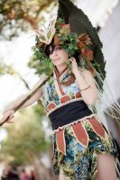 Shiro Yoshiwara ~ Adekan by dreamfeather