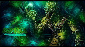 Reptile by Nyster7