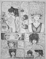 Death Note-Death's Rose 6 by broken-with-roses