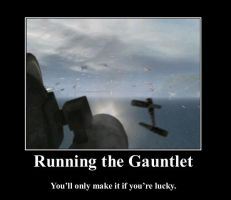 Running the Gauntlet by ChapterAquila92