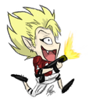 Fun for Hiruma by ArtistMaz