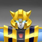 Bumblebee-Ongoing-Boi Type by M-Zoner