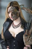 Steampunk XIII by versidian