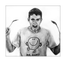 Mr. Happy by AllyBird