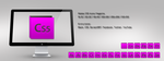 Adobe CS5 Icons Magenta by m-trax