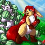 Hope you still like Melons by RenaAyama