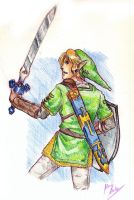 Link -prismacolors- by Monkanponk