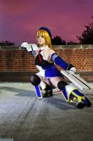 Noel Vermillion - AUSA by Lily-in-Leather