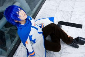 Vocaloid Kaito by Transiencexxx