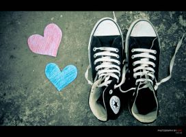 Converse Love by Arifismyname