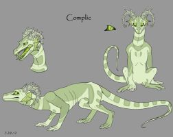 Complic ref by xXNuclearXx