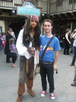 jack sparrow and me by bettersweet-art