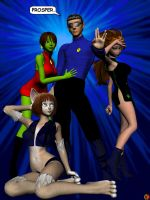 SPOCK IS A PLAYER by lordcoyote