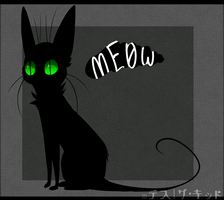 meow by xDorchester