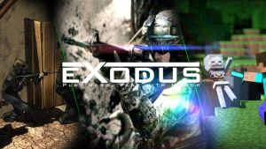 Exodus Wallpaper v1 [PS] by DezTizzy