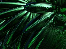 green_alien by equilibrium3e
