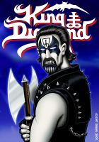 King Diamond by curtsibling