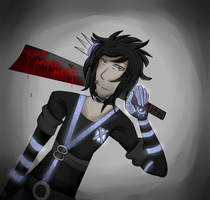 .MY. NAME. IS. ALEX. by king-satan