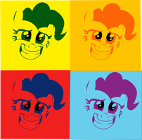 Pinkie Warhol by lordcurly972