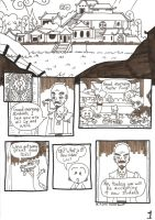 XS Comic Chapter 1, Page 1 by Ethemy