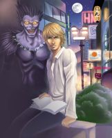 death note by flo-moshi