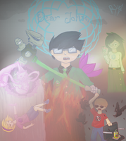 Homestuck: End of Act 3 by Rethy