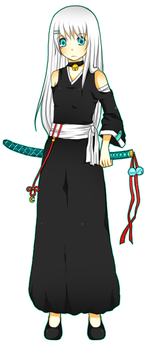 Bleach OC Reference by FrozenTimez