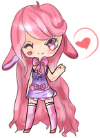 [ holiday adopt : lovely valentine ] {SOLD} by PastelLights