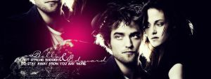 Edward and Bella. by abloom