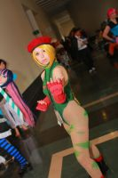 Anime Boston 2014 - Cammy by VideoGameStupid