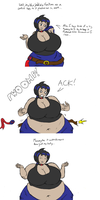 Tumblr - Berry Mage and her Midsection by SakakitheNinjaGirl