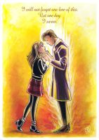 Doctor who goodbye eleven welcome twelve by clefchan