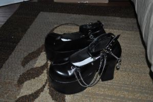 New Camera, New Shoes 11 by Indigoth