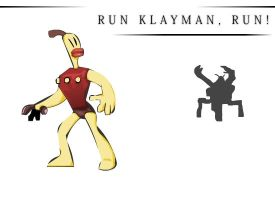 Klayman on the Run by Muhalovka