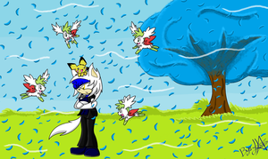 The  Blue Wind - Ilse TW by SonicTHW93