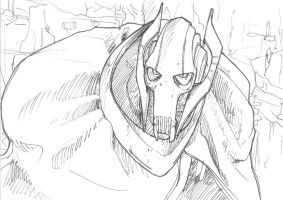General Grievous by luihzUmreal