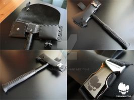 Holster for the Fire Axe img 2 by Tasquick