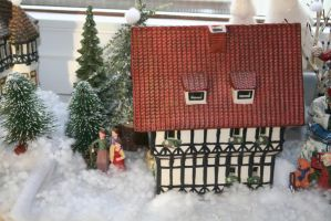 christmas decoration from Anne 6 by ingeline-art