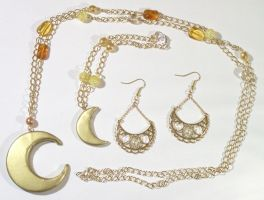 Lady Luna Jewelry by CKNelson