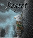 Regret Cover by FyreDragon5