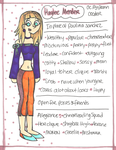 .:Haylee (1990) Reference Sheet:. by PrennCooder