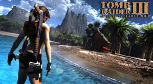 TOMB RAIDER III: South Pacific island by doppeL-zgz