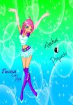 Tecna Cute Style by Amber0Productions