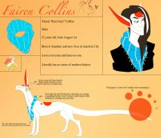 Fairen Collins - 2014 Ref by Su-zakana